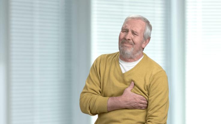 Клиника инфаркта миокарда
