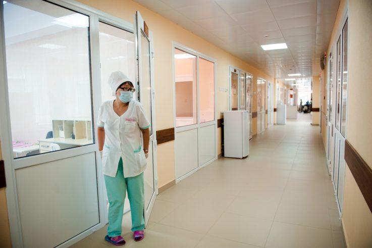 Лечение в инфекционном отделении