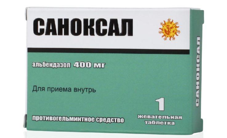 Современное лечение токсокароза