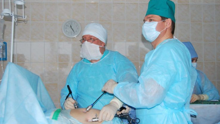 Хирургическое лечение ЖКБ