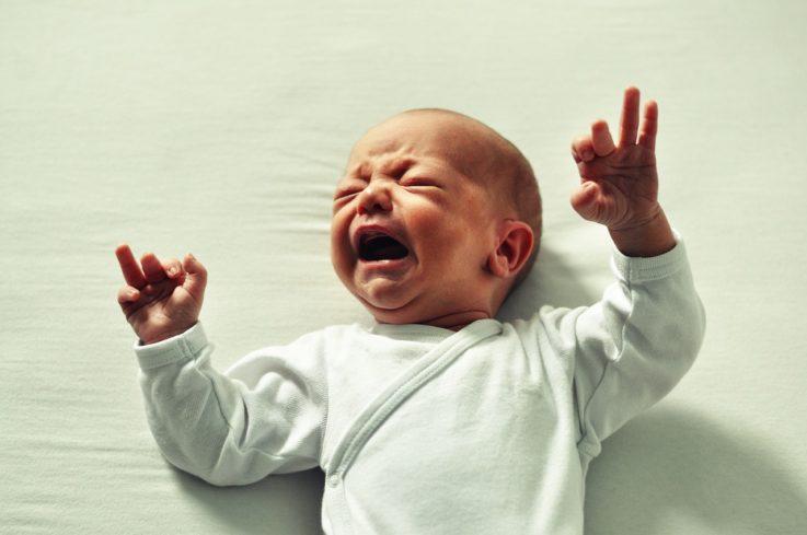 Проявления судорожного синдрома у новорождённых
