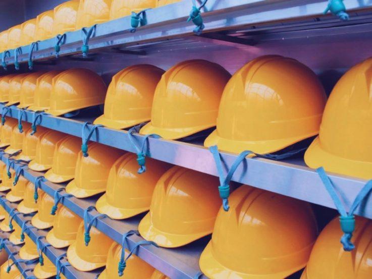 Соблюдение правил гигиены труда