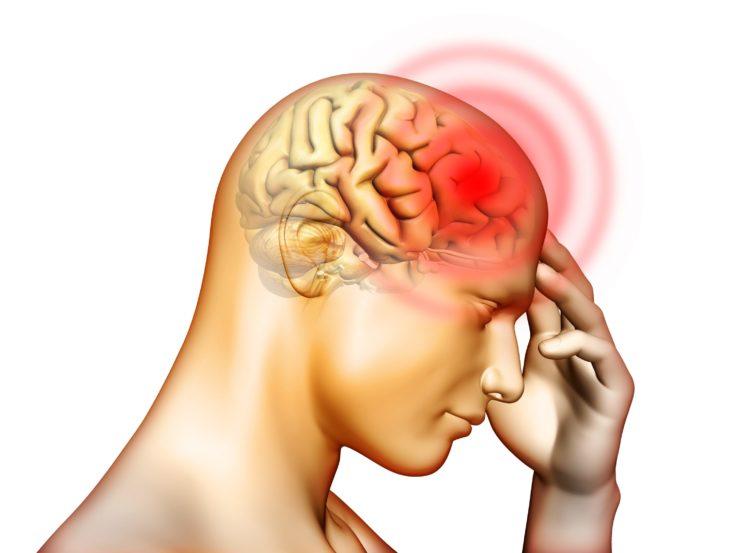 Серозный менингит (воспаление оболочек головного или спинного мозга)