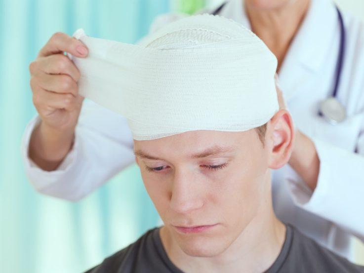 Травматическая энцефалопатия