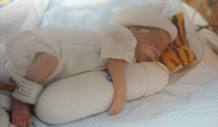 Лечение асфиксии новорождённых