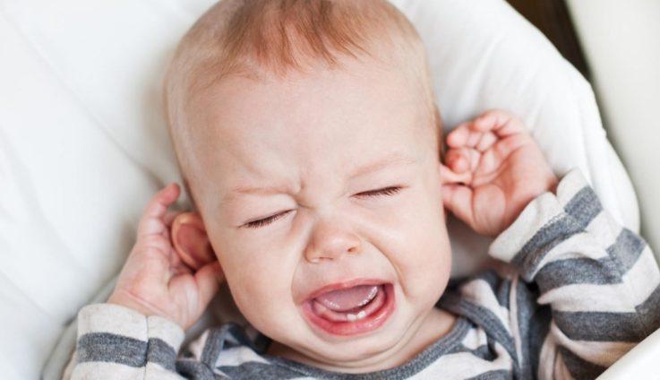 Почему чаще болеют дети 1-го года жизни