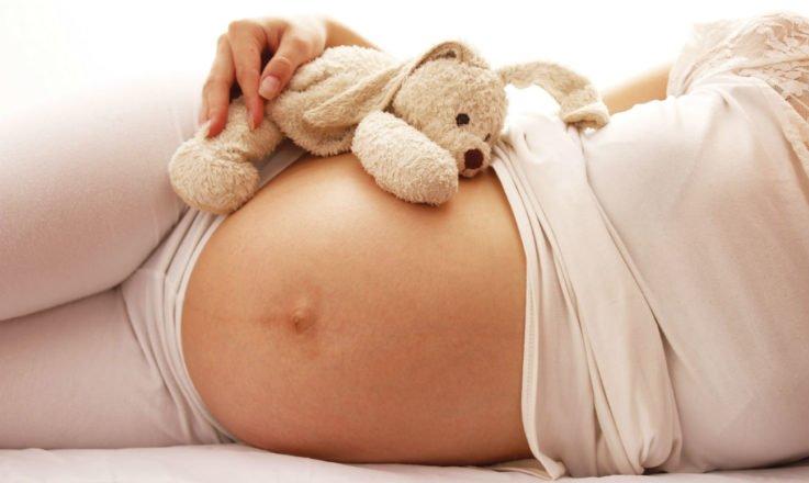 Микрофлора при беременности