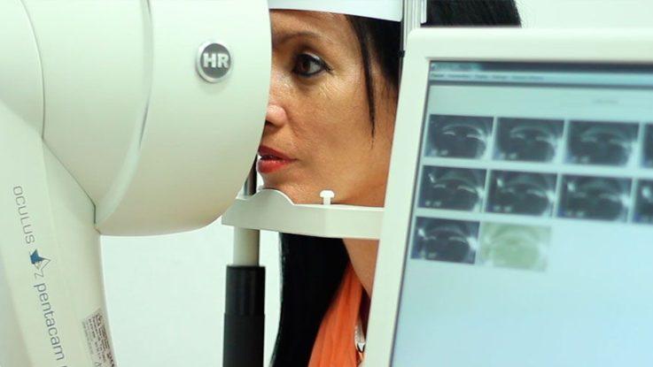 Диагностика глаукомы