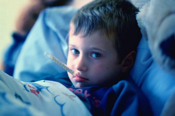 Основные признаки энтеровирусной инфекции