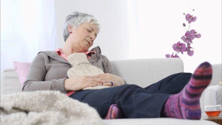 Цистит у пожилых пациентов