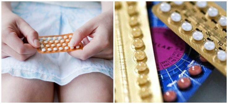 Эрозия шейки матки и прием гормонов