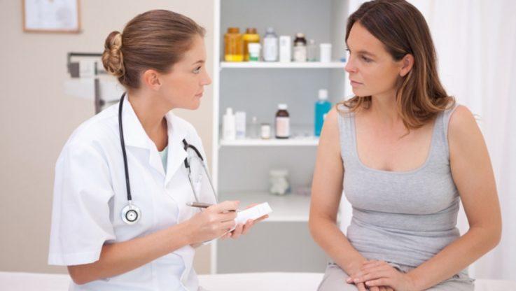 Диагностика альгодисменореи