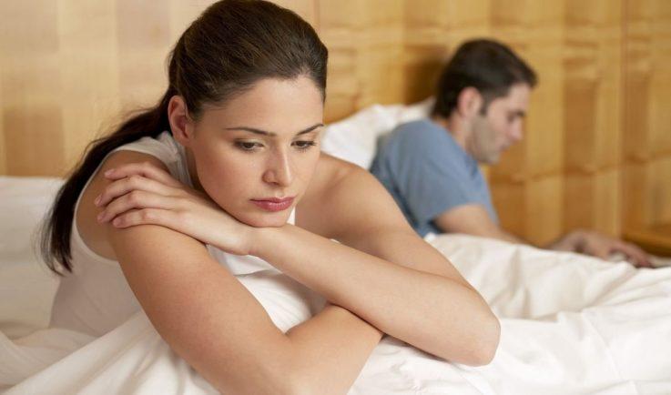 Симптомы кисты шейки матки