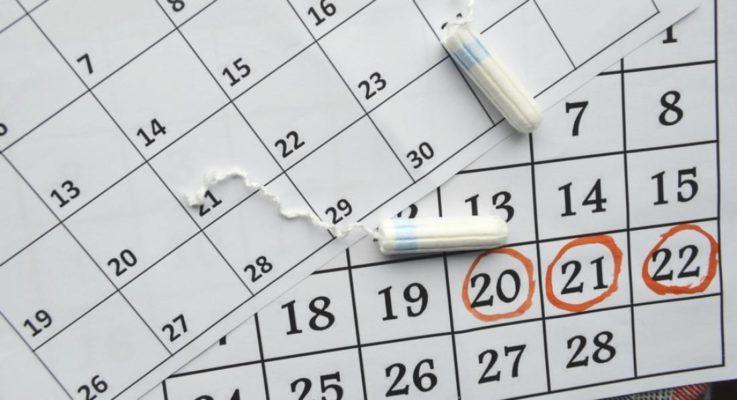Менструальный цикл при сальпингоофорите