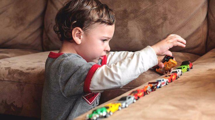 Ранний детский аутизм, симптомы