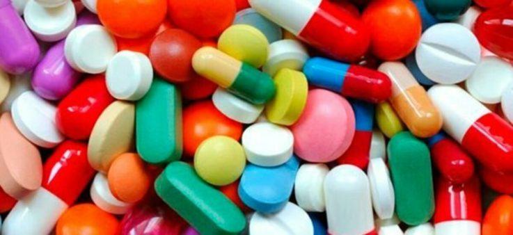 Основные группы препаратов, применяемые в острой фазе