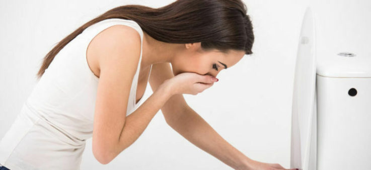 Основные проявления токсикоза