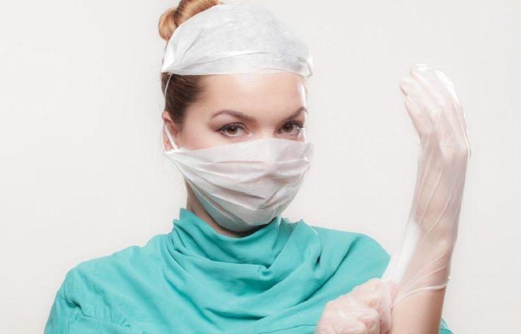 Подготовка женщины к эмболизации